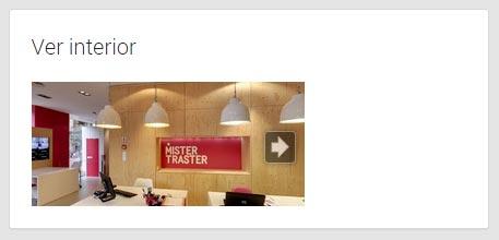 Vista Interior de empresa en nuestro perfil de Google Plus