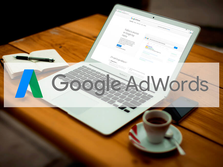 La nueva interfaz de Google AdWords